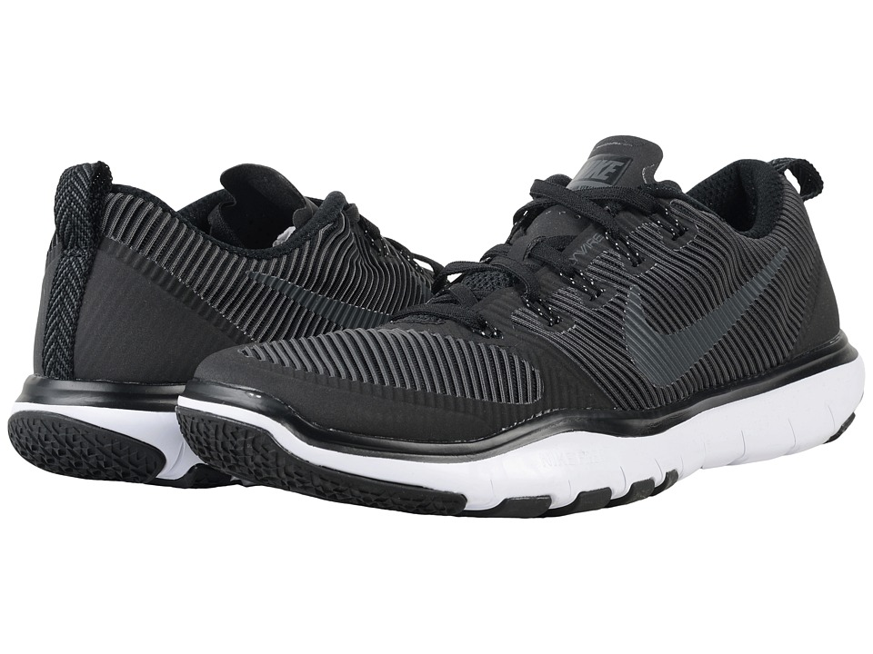 Nike Free Train Versatility (Black/Black/White) Men