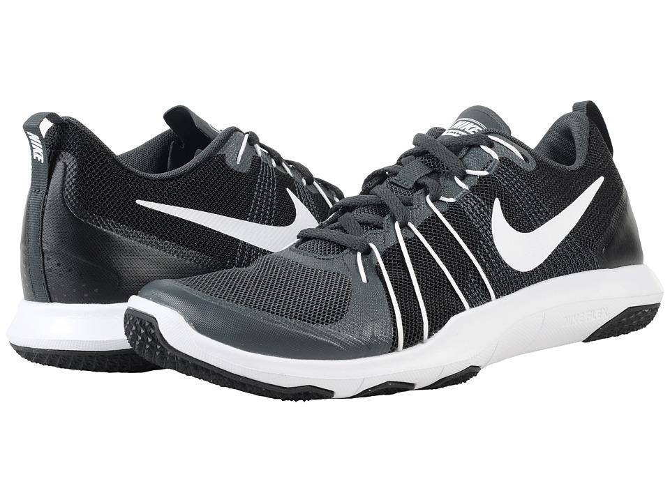Nike Flex Train Aver (Black/Dark Grey/White) Men