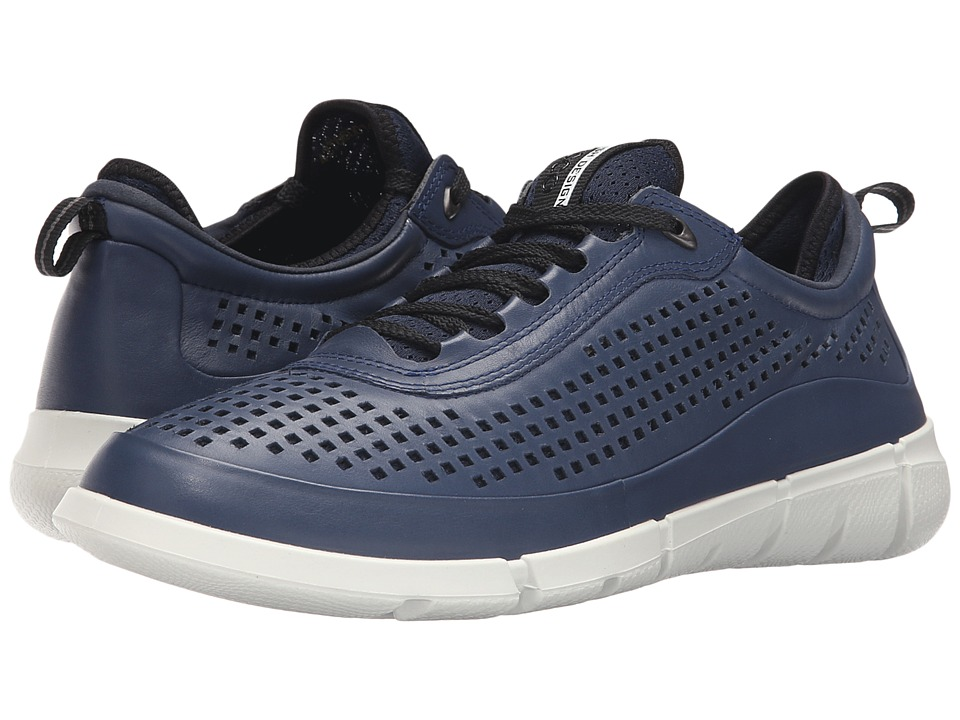 ECCO Sport Intrinsic Sneaker True Navy Mens Shoes