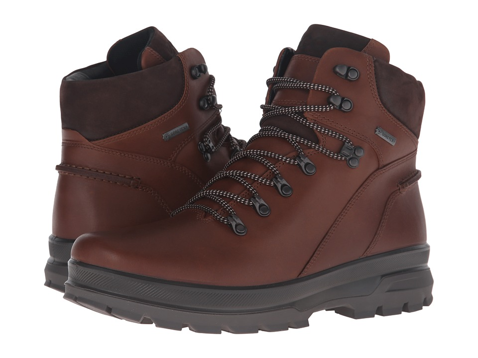 ECCO Sport Rugged Track GTX High (Bison/Mocha) Men