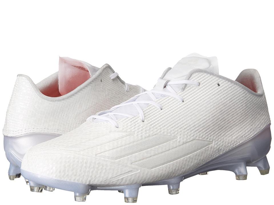 adidas - adizero 5-Star 5.0 Football (White/White/White) Men