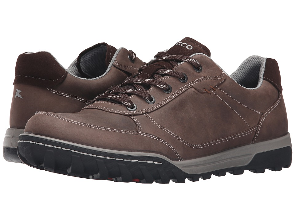 ECCO Sport Urban Lifestyle Low (Coffee/Coffee) Men