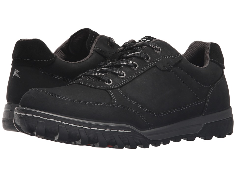 ECCO Sport Urban Lifestyle Low (Black/Black) Men
