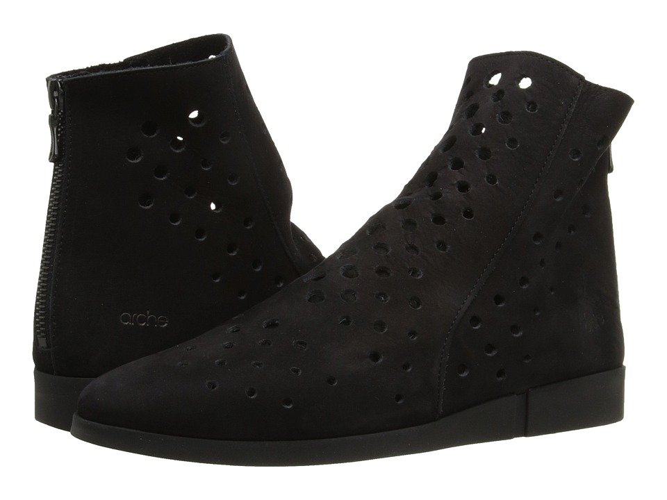 Arche Ceola Noir Womens Shoes
