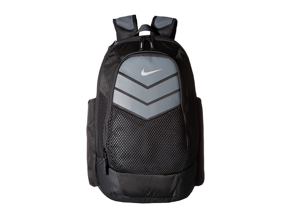 Nike - Vapor Power Backpack (Anthracite/Collegiate Grey/Metallic Silver) Backpack Bags