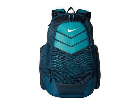 Nike Vapor Power Backpack - Midnight Turquoise/Rio Teal/Metallic Silver