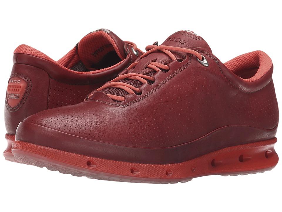 ECCO Sport ECCO Cool Port/Coral Blush Womens Walking Shoes