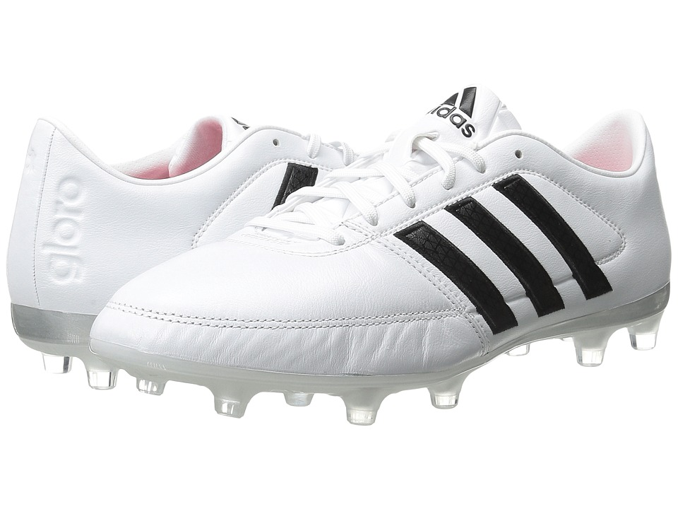 adidas - Gloro 16.1 FG Soccer (White/Black) Men