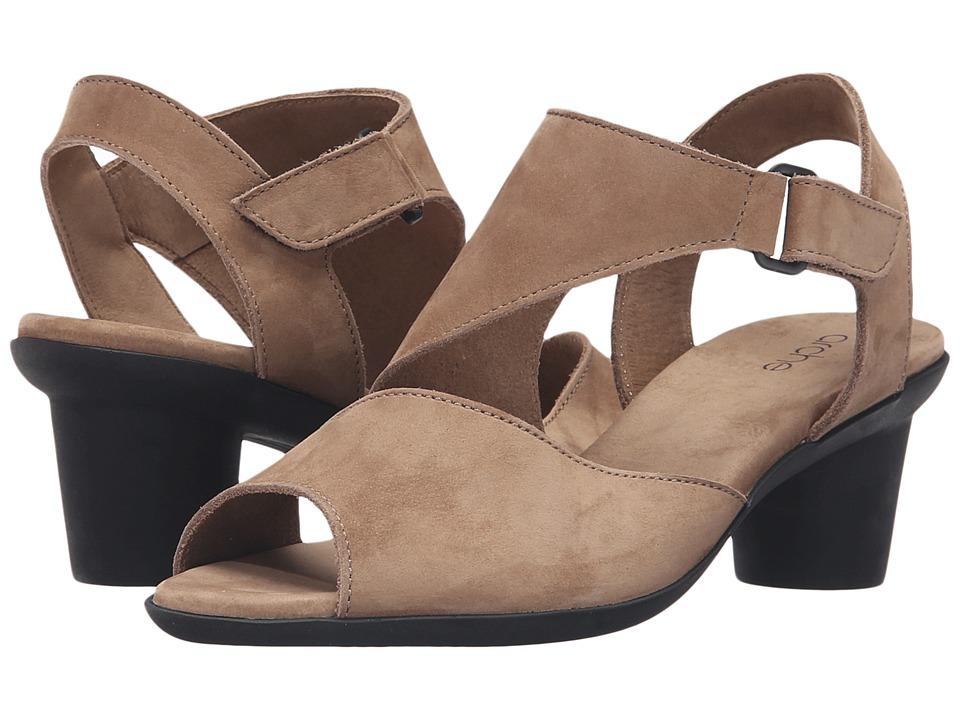 Arche - Elexus (Sand) High Heels