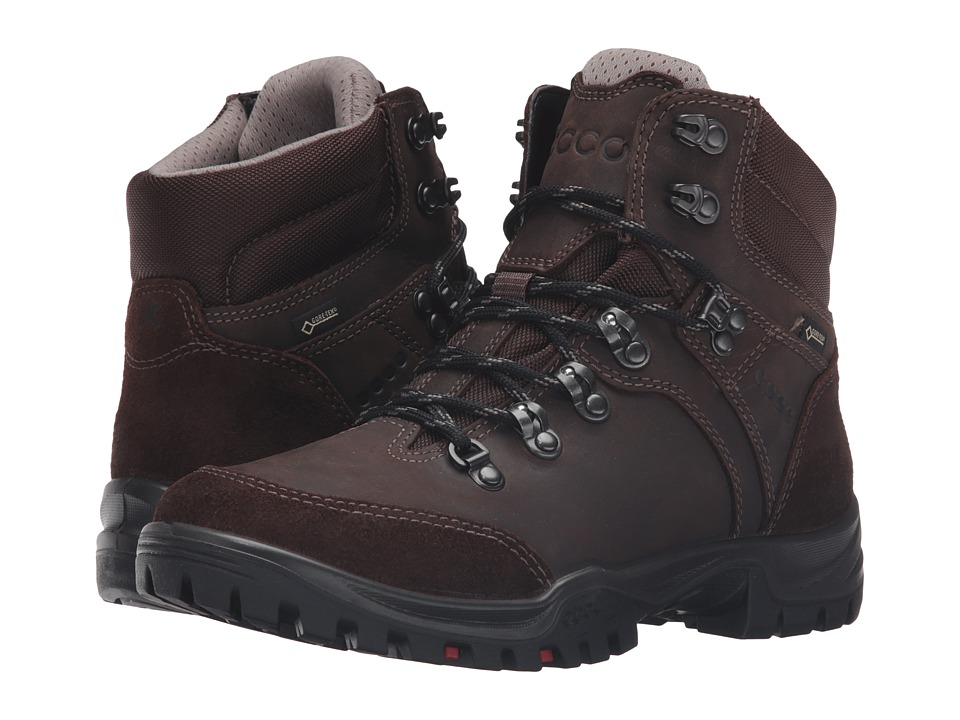 ECCO Sport - Xpedition III GTX (Coffee) Women's Hiking Boots