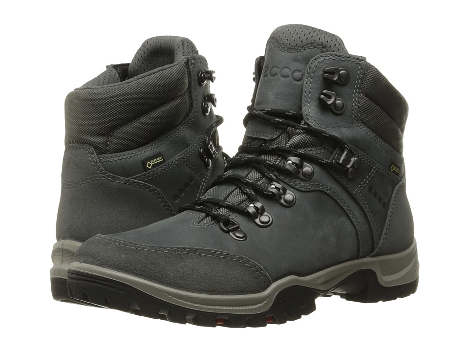 ECCO Sport - Xpedition III GTX (Titanium) Women's Hiking ...