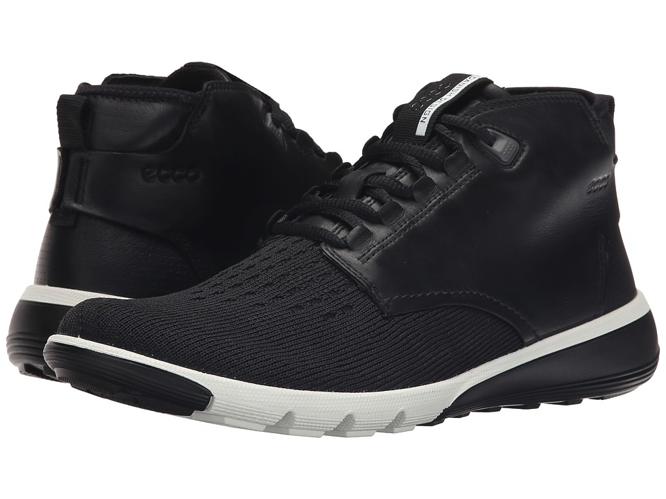 ECCO Sport - Intrinsic 2 Boot (Black/Black) Men