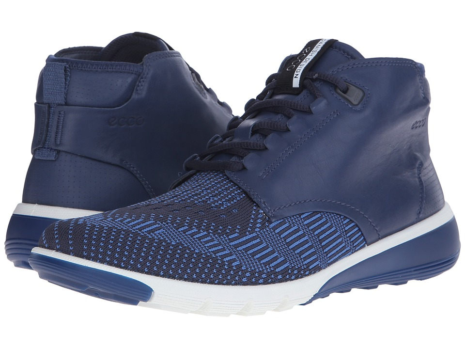 ECCO Sport Intrinsic 2 Boot True Navy/Marine Cobalt Mens Lace up Boots