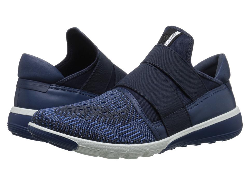 ECCO Sport - Intrinsic 2 Slip-On (True Navy/Marine Cobalt/Marine) Men