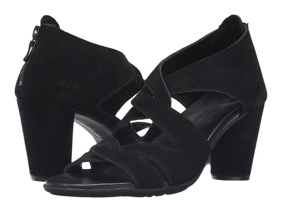 Arche - Lemon (Noir) High Heels