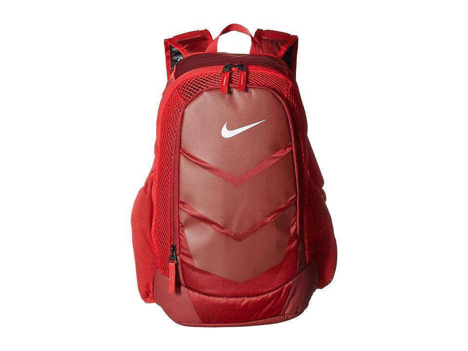 Nike - Vapor Speed Backpack (University Red/Black/Metallic Silver) Backpack Bags