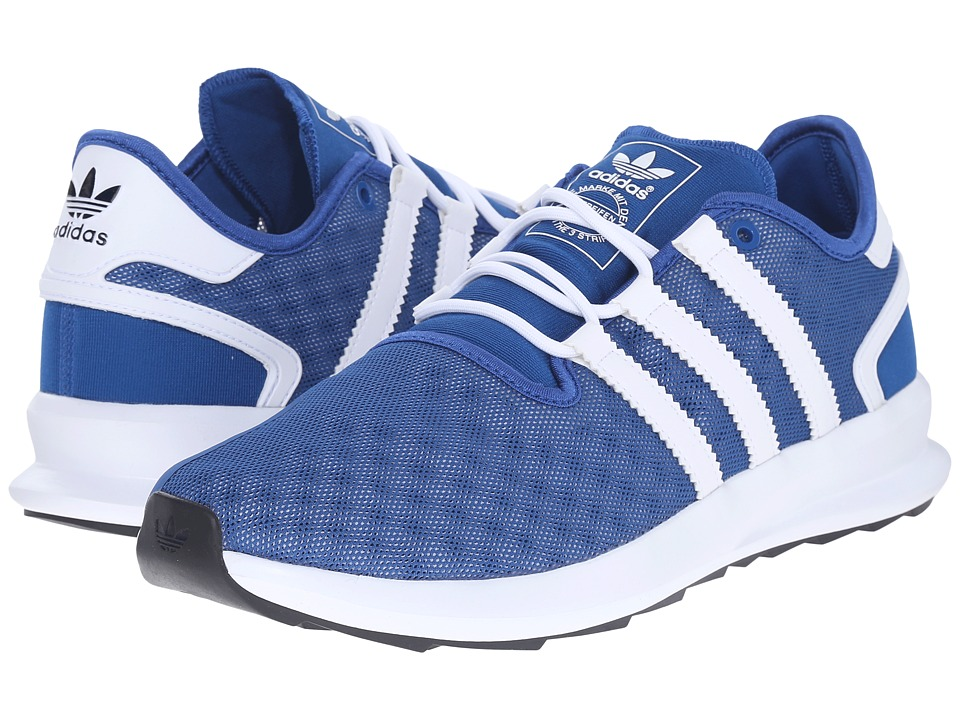 adidas Originals - SL Rise Premium (EQT Blue/White/Black) Men