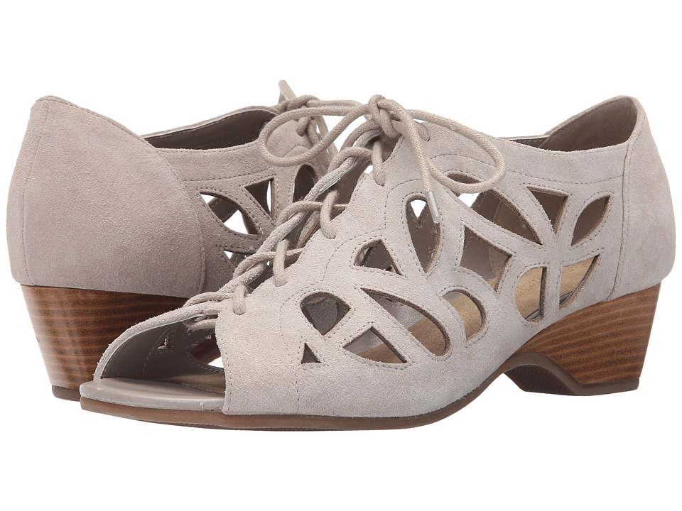 Bella-Vita - Pixie Cloud Suede Womens Sandals $89.95 AT vintagedancer.com