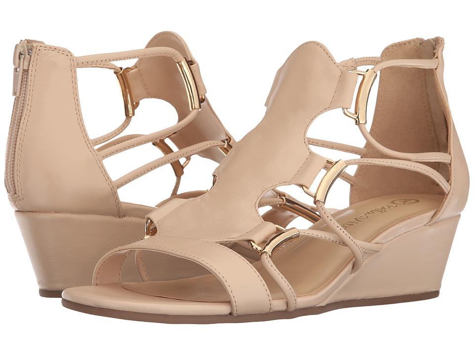 Bella Vita Isla Nude Womens Sandals