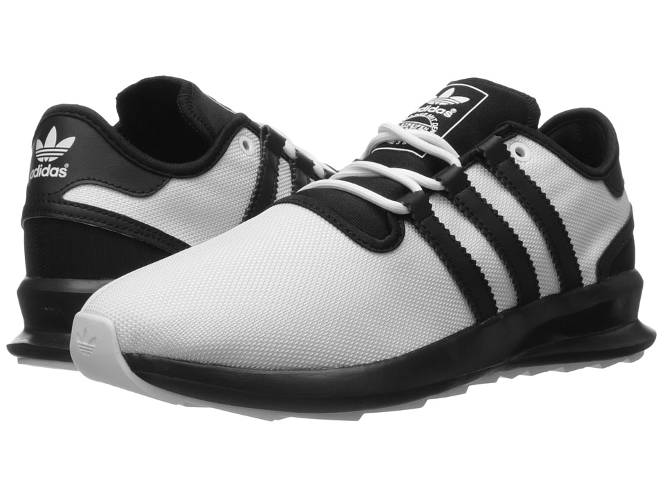 adidas Originals - SL Rise (White/Black/White) Men