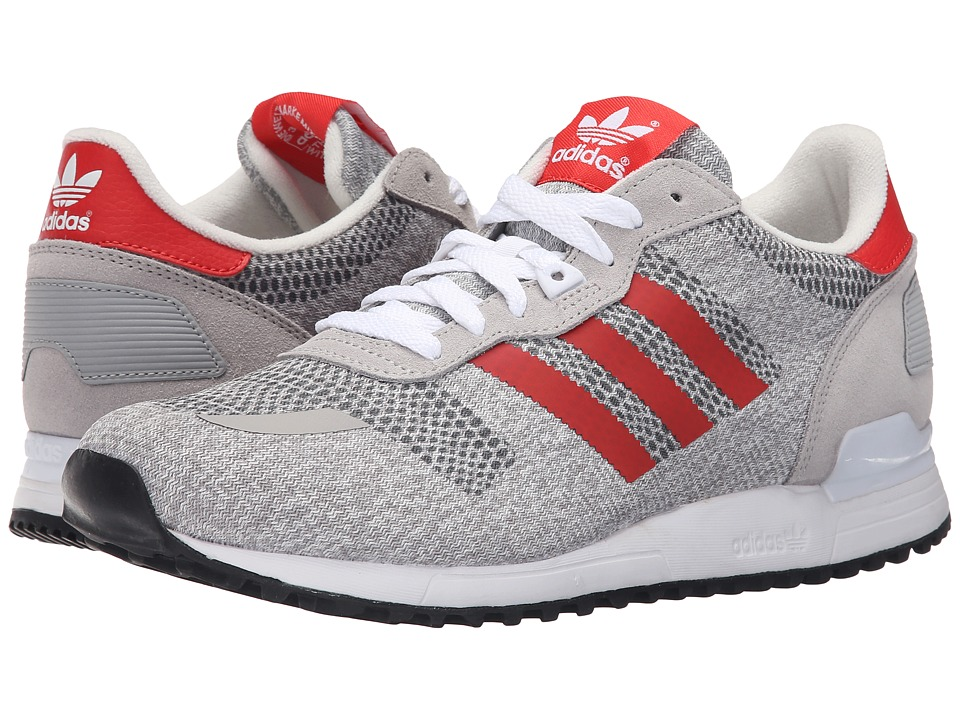 adidas Originals - ZX 700 IM (White/Red/Black) Men