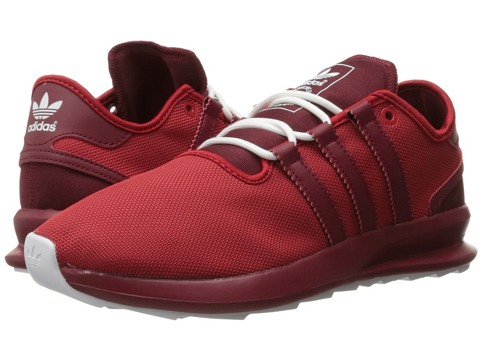 adidas Originals - SL Rise (Scarlet/Collegiate Burgundy/White) Men
