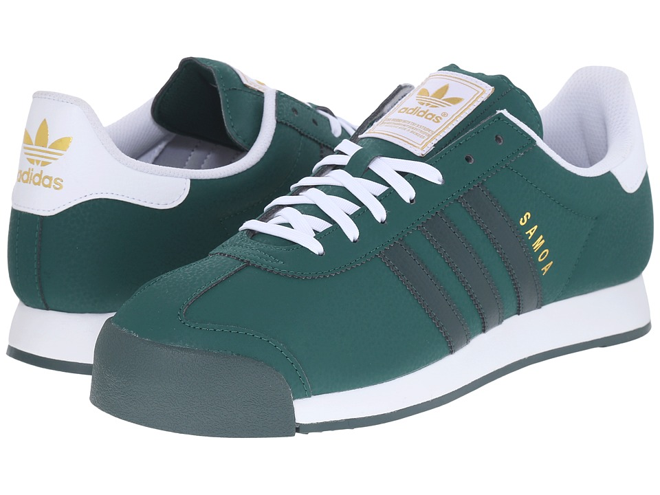 adidas Originals - Samoa (Collegiate Green/Mineral Green/Gold Metallic) Men