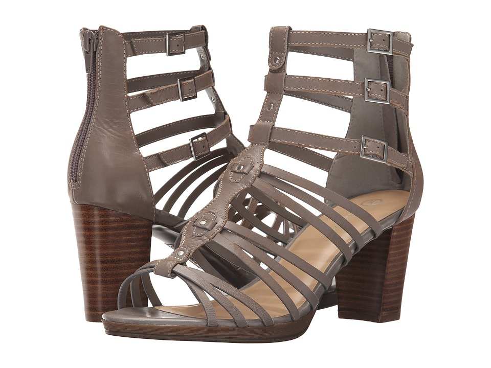 Bella Vita Layne Light Grey Womens 1 2 inch heel Shoes