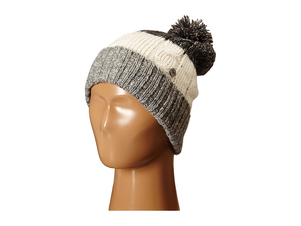 Roxy Below Zero Knit Beanie Sea Spray Beanies