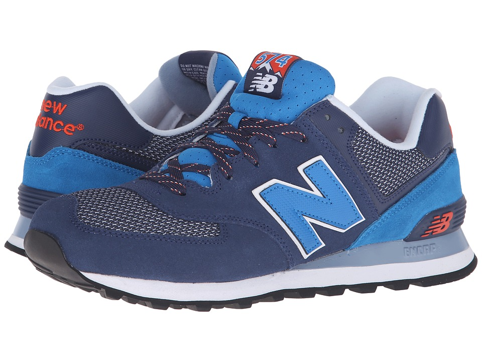 New Balance Classics ML574 (Navy/Blue) Men