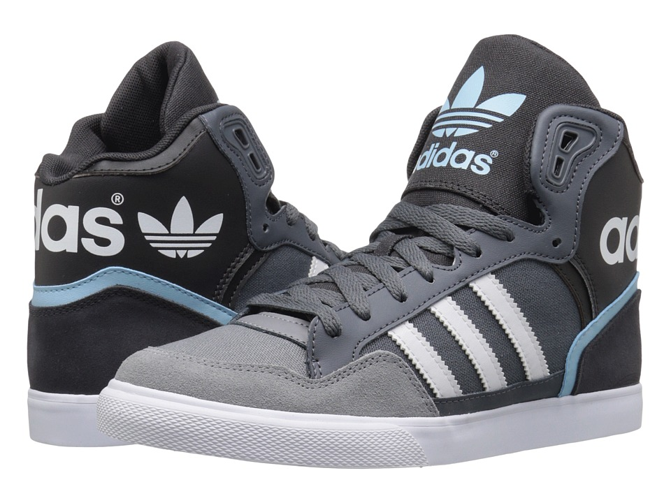 adidas Originals - Extaball W (Onix/White/Blush Blue) Womens Classic Shoes