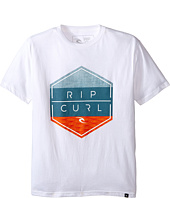 Rip Curl Kids - Overruled Heather Tee (Big Kids)