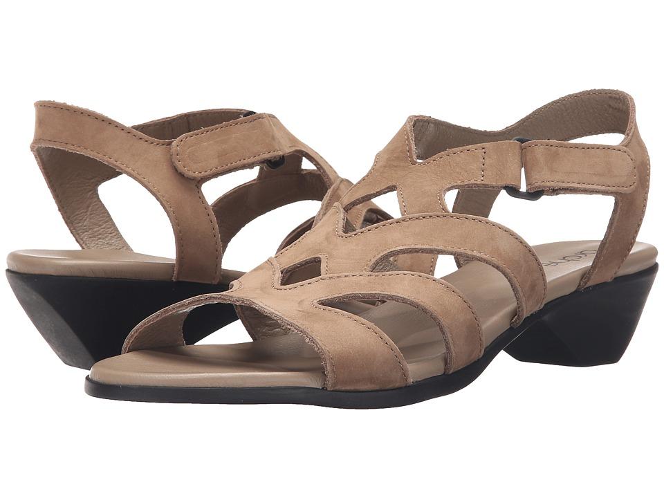 Arche - Obela (Sand) Womens Sandals