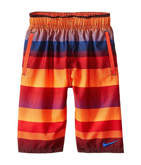 Nike Kids Optic-Shift Volley Shorts (Big Kids)
