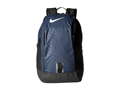 Nike Alpha ADPT Rise Backpack - Midnight Navy/Black/White