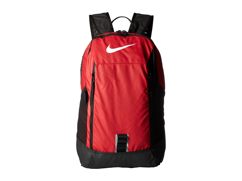 Nike - Alpha ADPT Rise Backpack (Gym Red/Black/White) Backpack Bags