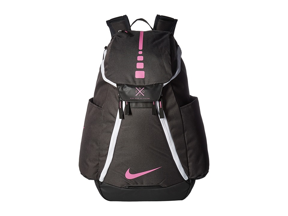 Nike Hoops Elite Max Air Team Backpack (Anthracite/Black/...