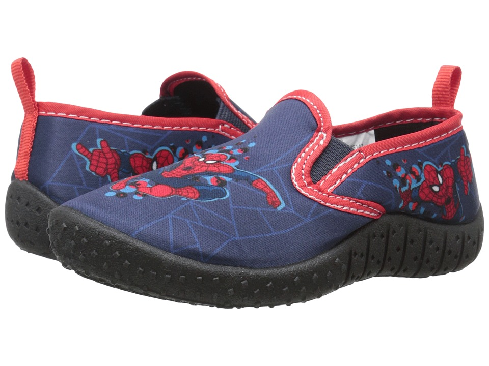 Favorite Characters Spider Man Watershoe Toddler/Little Kid Red/Black/Royal Boys Shoes