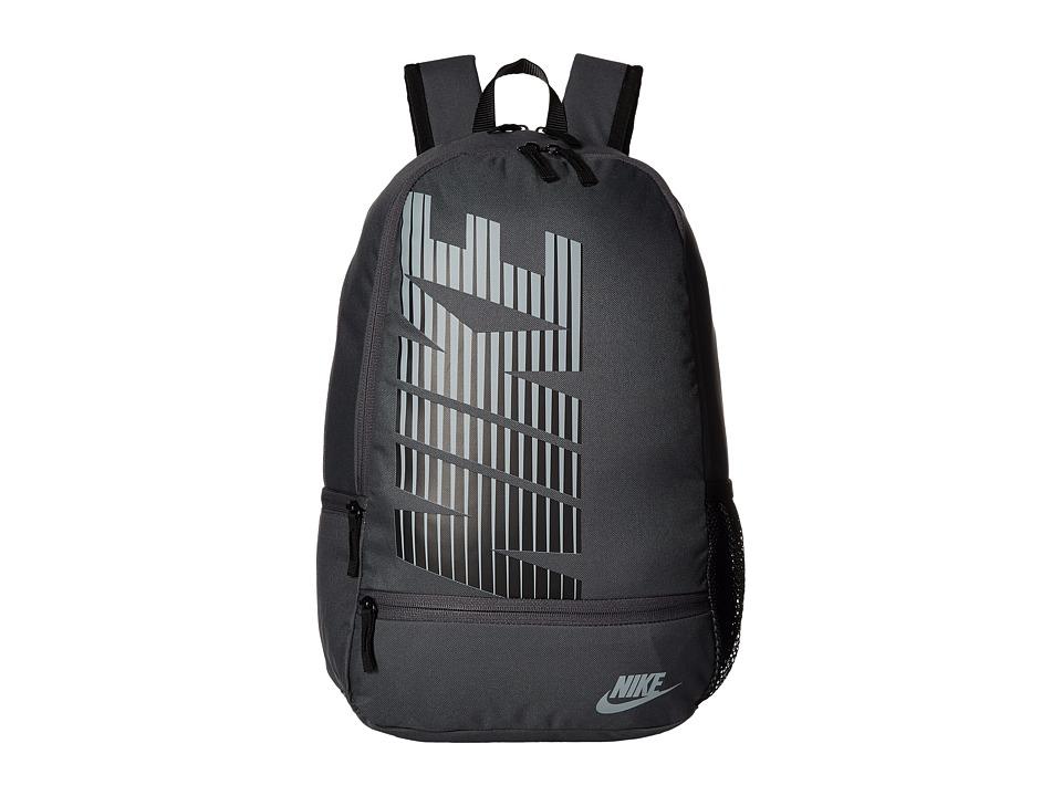 Nike - Classic North Backpack (Dark Grey/Dark Grey/Black) Backpack Bags