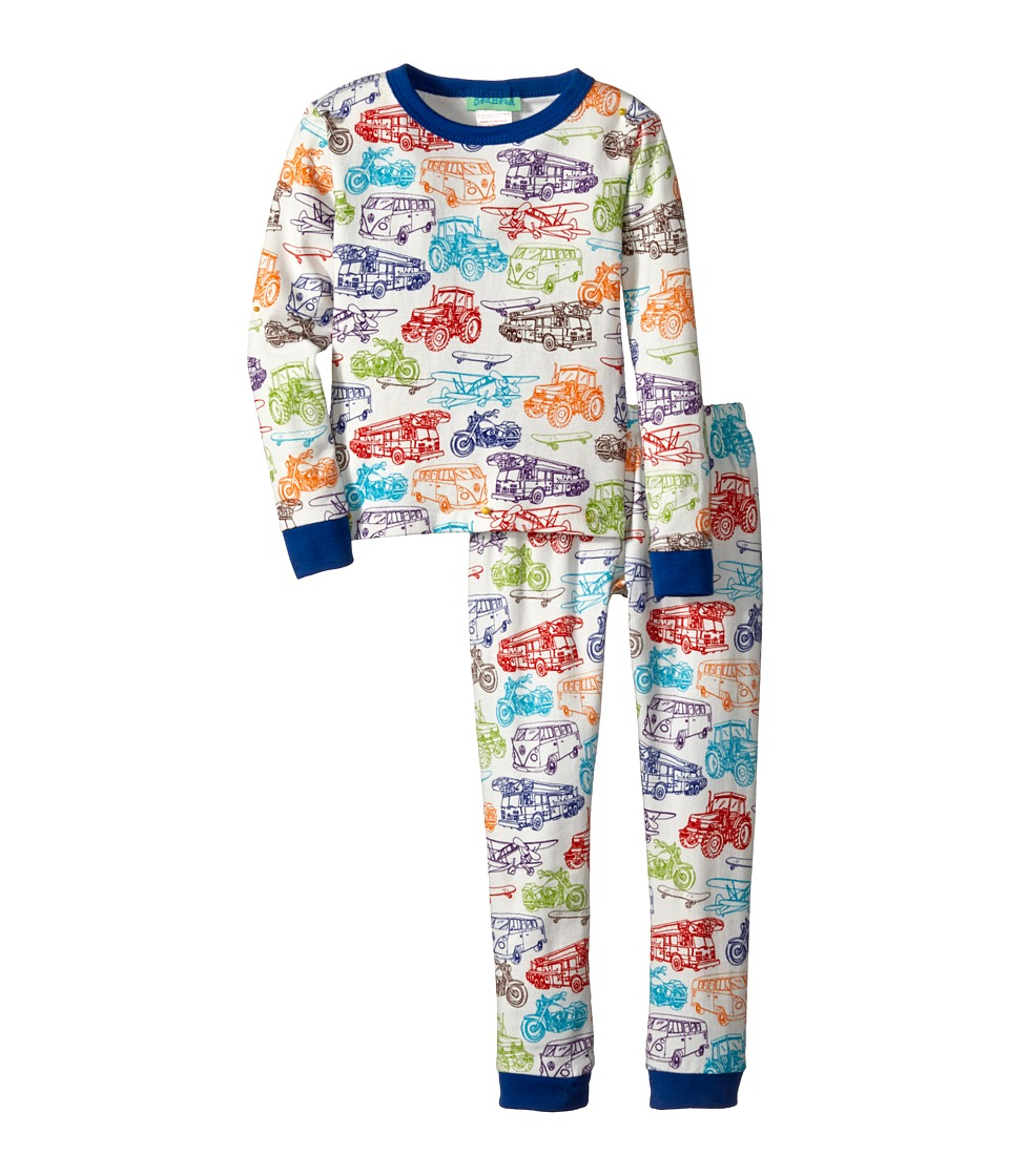 BedHead Kids Long Sleeve Two Piece PJ Toddler/Little Kids Boys Toys Boys Pajama Sets