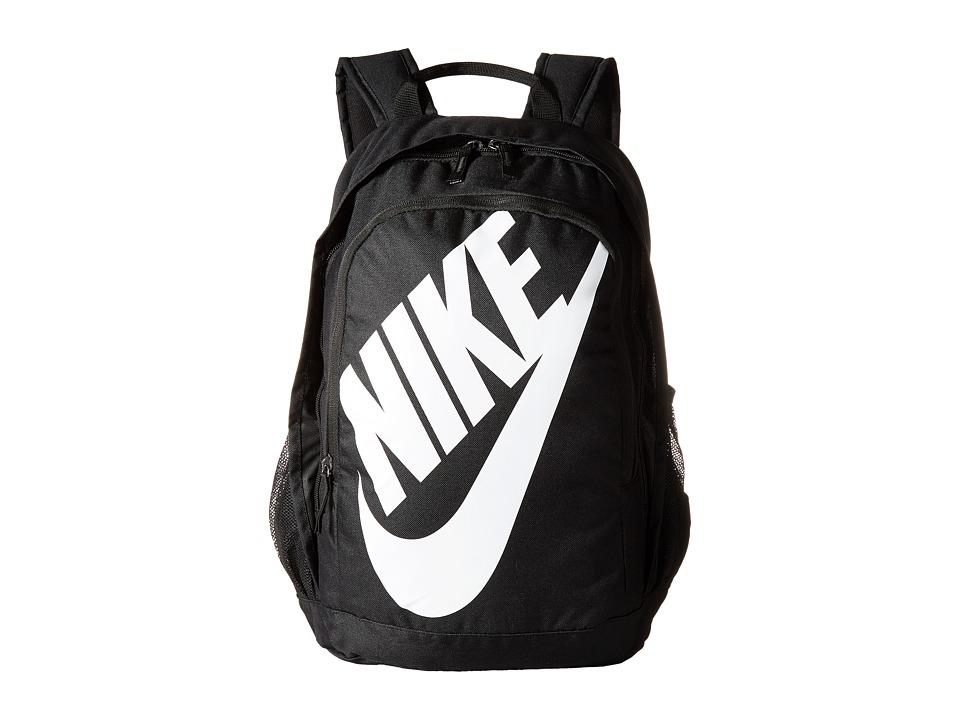 Nike - Hayward Futura 2.0 (Black/Black/White) Backpack Bags