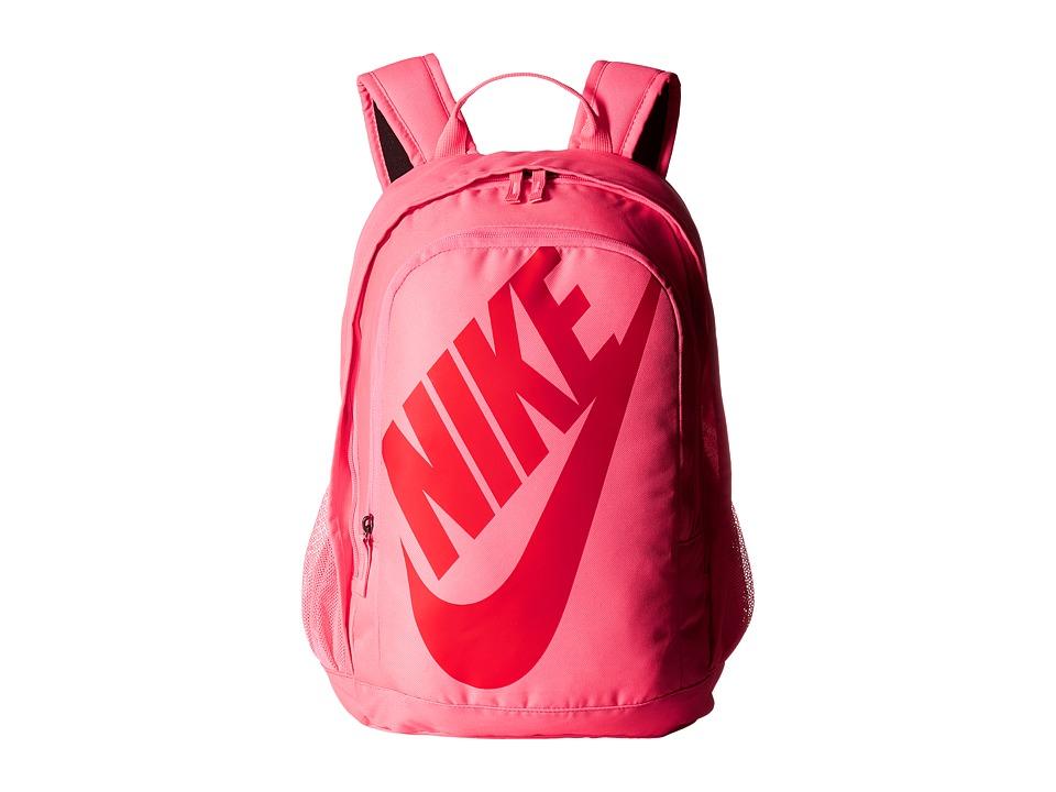 Nike - Hayward Futura 2.0 (Digital Pink/Digital Pink/White) Backpack Bags