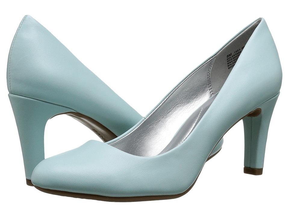 Bandolino Lantana Light Green Synthetic High Heels