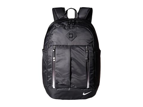 Nike Auralux Backpack - Black/Black/White