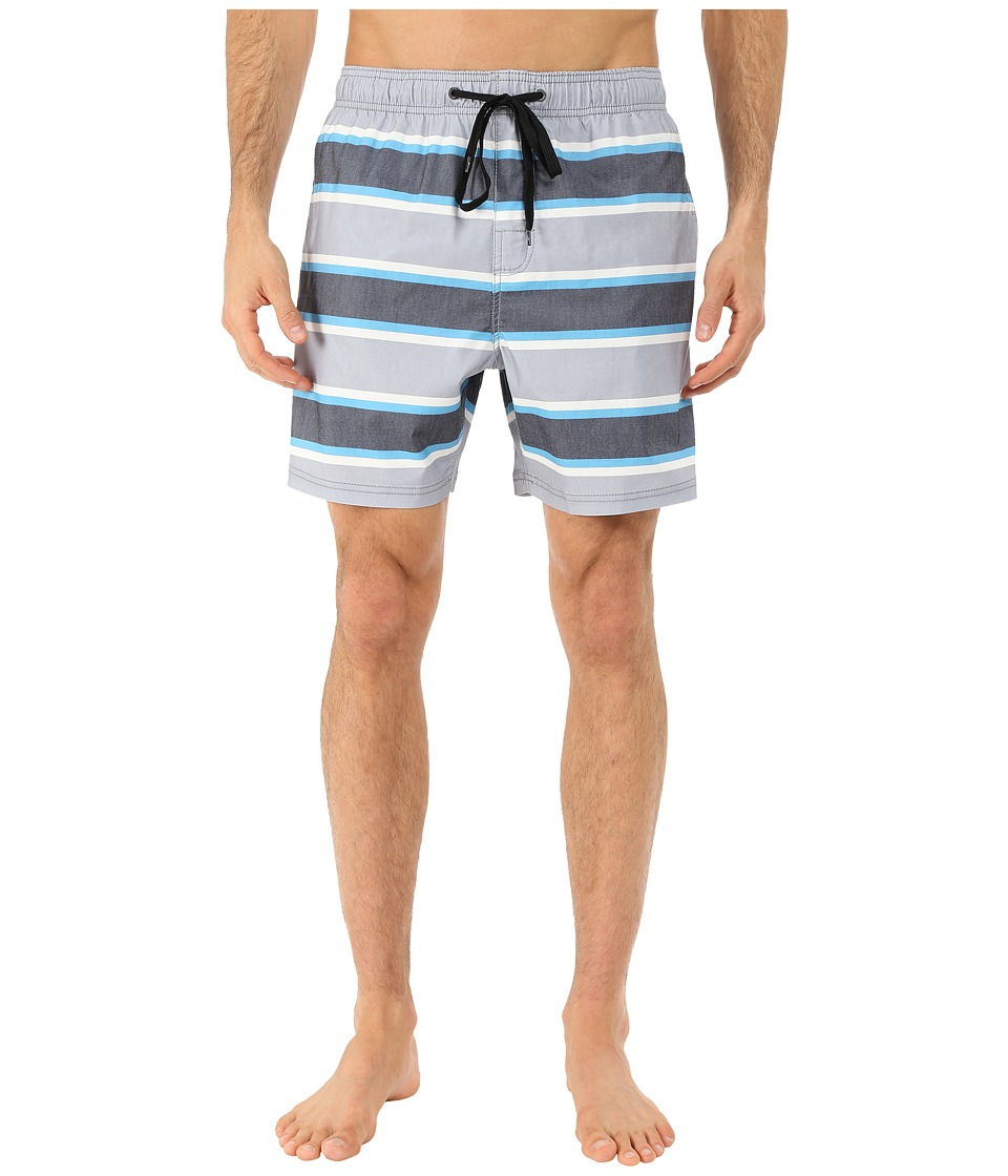 Body Glove Fairlane Sport Volleys Boardshorts Grey Mens Swimwear