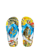 Dolce & Gabbana Kids - Printed Beach Flip Flop (Little Kid/Big Kid)