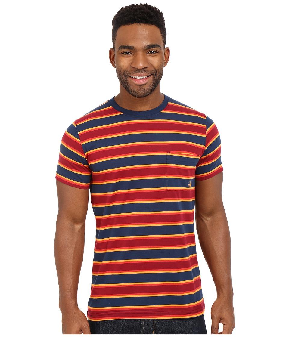 Body Glove Fairlane Hard Top T Shirt Indigo Mens T Shirt