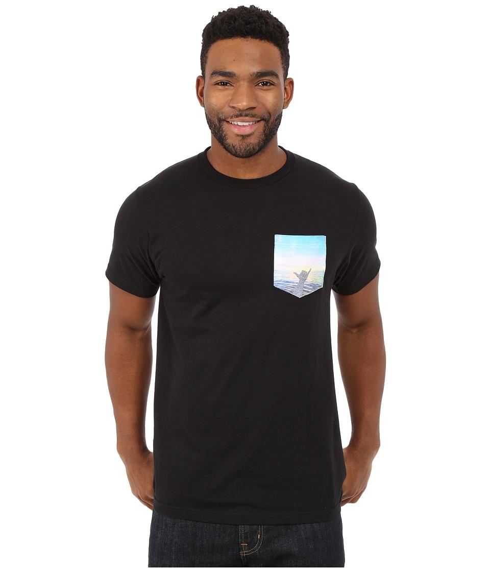 Body Glove 47151 Howzit Tee Black Mens T Shirt