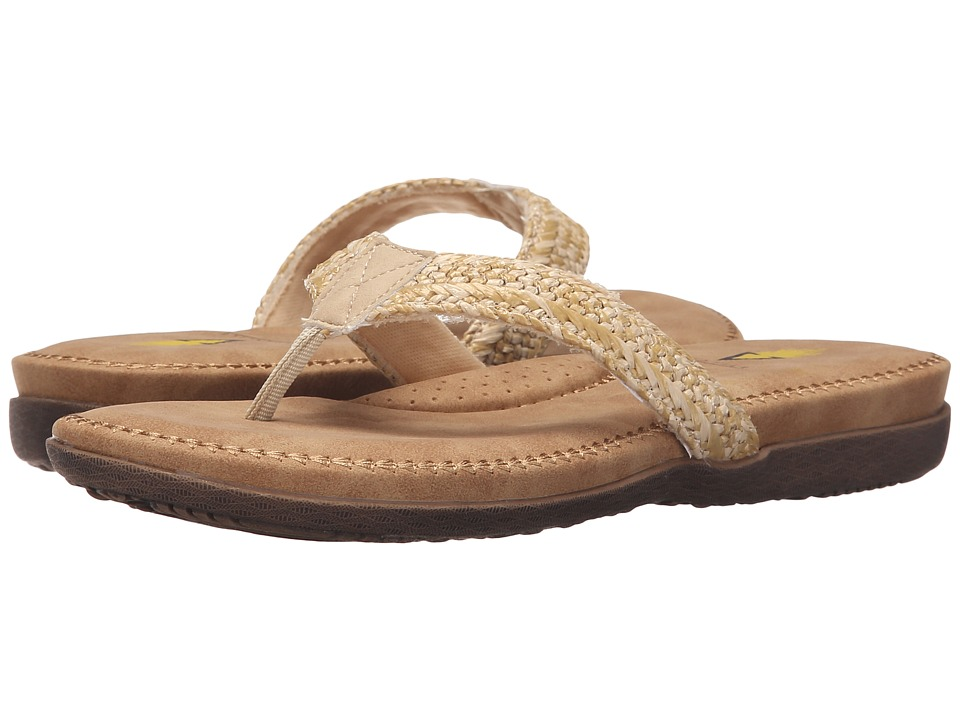 VOLATILE Avalonie Natural Womens Sandals