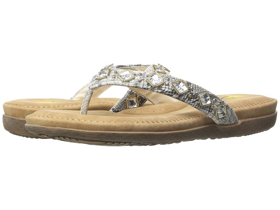 VOLATILE Morocco Silver Womens Sandals